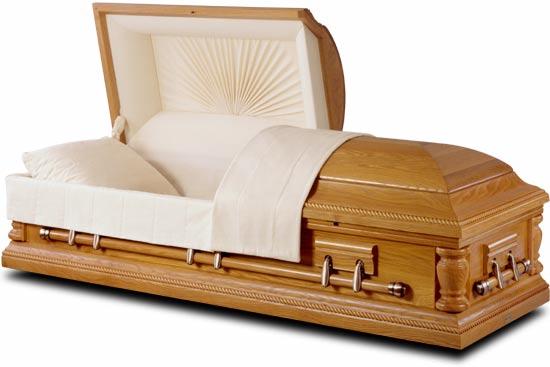 eco casket environmental casket