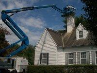 Chimney Leaks & Repairs - Asheville NC - Environmental Chimney