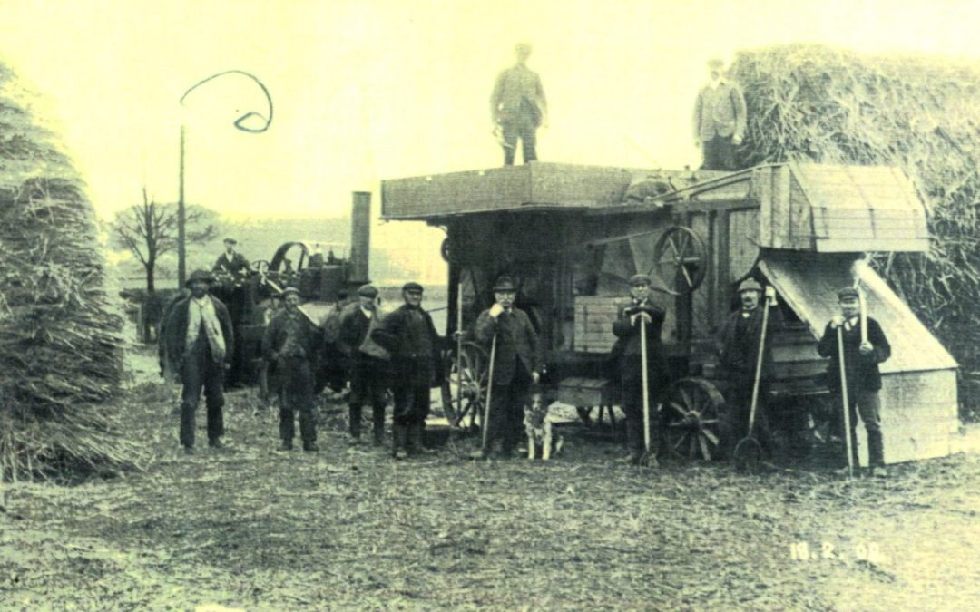 Bendigo Public Lecture: the use and abuse of seasonal migrant workers in English agriculture, 1850 – 2017