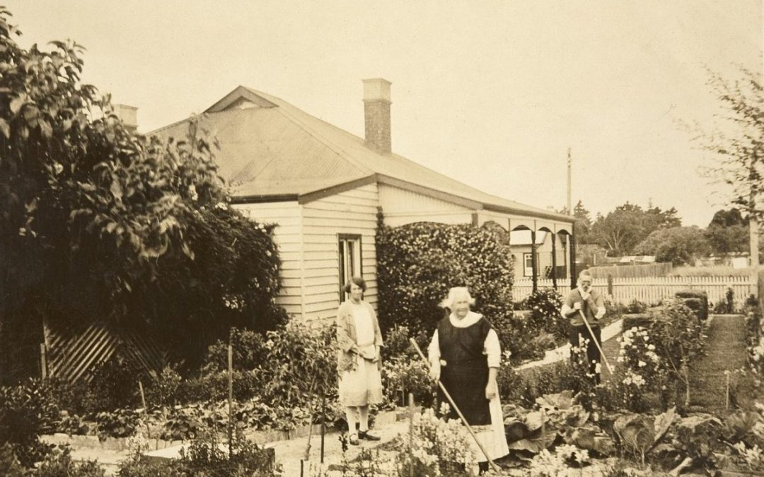 CFP: Urban Gardening: Historical Perspectives, c. 1700-2000