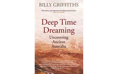 Billy Griffiths at Bendigo Writers Festival, 11 August 2018
