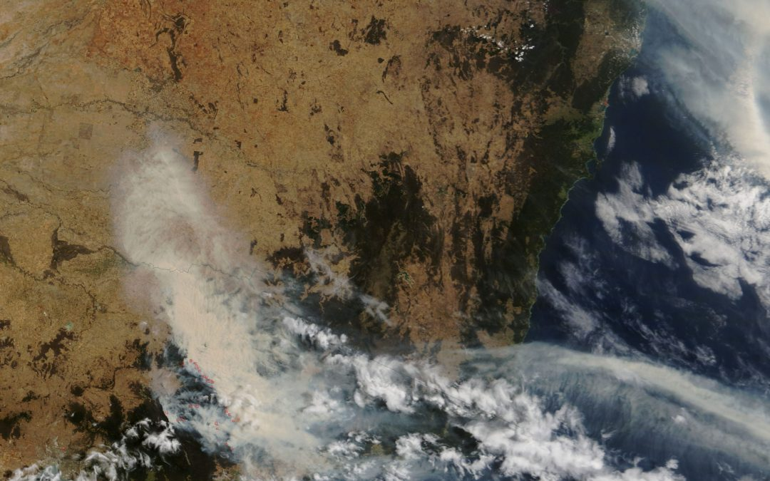 Open Letter from Australian historians: Climate-Linked Fires Summer 2020