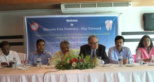 Dentists and Government Representatives Demanded to Phase Out Mercury from Dentistry by 2018