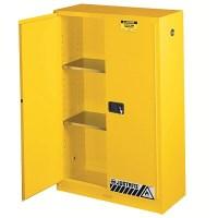 Justrite Sure-Grip EX Safety Cabinet - 45 Gallon ...