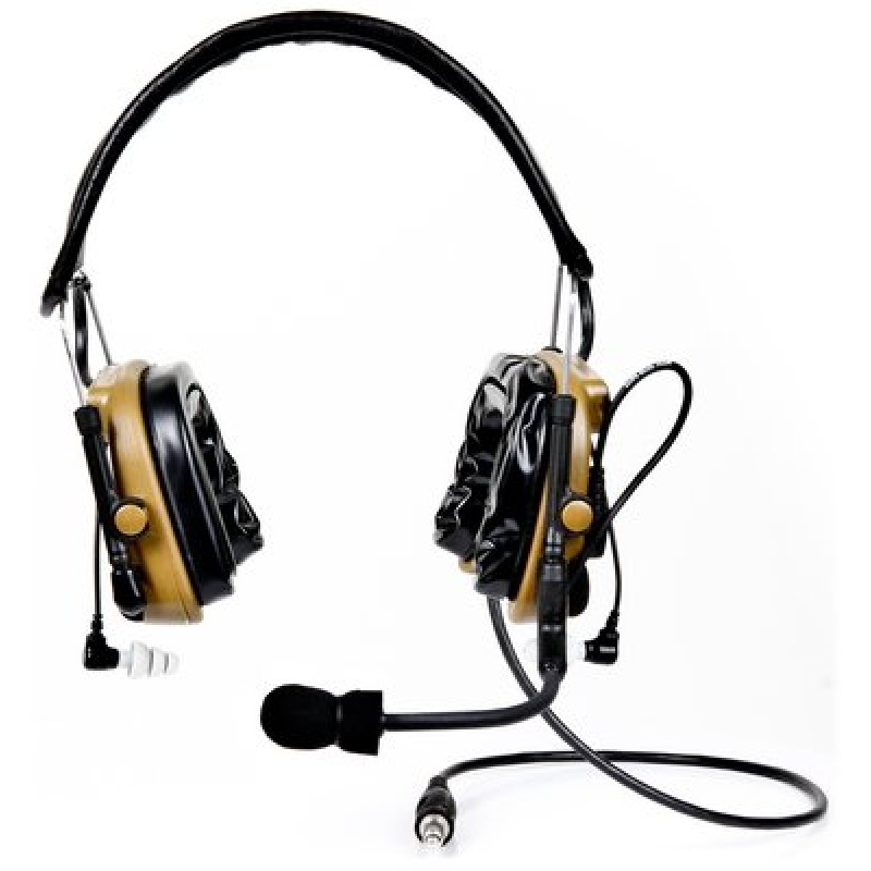 3M™ PELTOR™ ComTac™ IV Hybrid Communication Headset