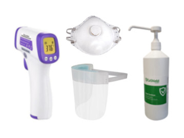PPE supplies 2