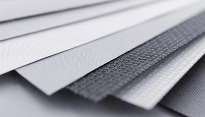 Enviroscreen metal fabric swatch