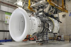 The airbus A330neo's engine incorporates the first gearbox from AGI, the new Rolls-Safran Transmission Systems (formerly Hispano Suiza) joint venture. Credit: Mark Wagner / aviation-images.com
