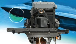 This Electro Optical Targeting System (EOTS) on Lockheed Martin's F-35 Lightning II jet fighter is the first sensor combining forward-looking infrared and infrared searchand- track functions for pilots' situational awareness and air-to-air/air-to-surface targeting from a safe distance. The EOTS's azimuth gimbal housing components are made of a beryllium-aluminum alloy called Beralcast that is three times stiffer and 22% lighter than aluminum. Source: IBC Advanced Alloys
