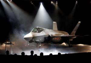 LM Ottero / The Associated Press files The Lockheed Martin F-35 Joint Strike Fighter is unveiled in a ceremony in Fort Worth, Texas, in 2006. Ottawa announced this week it will start a new round of consultation to find the best replacement for Canada's aging military jets.