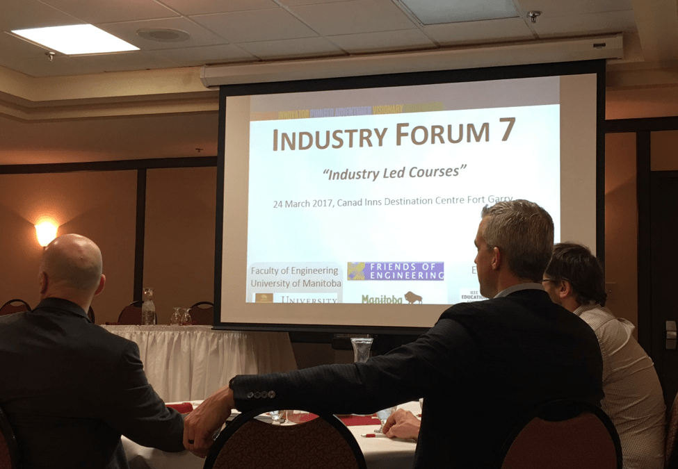 Engineers in Residence – Industry Forum 7