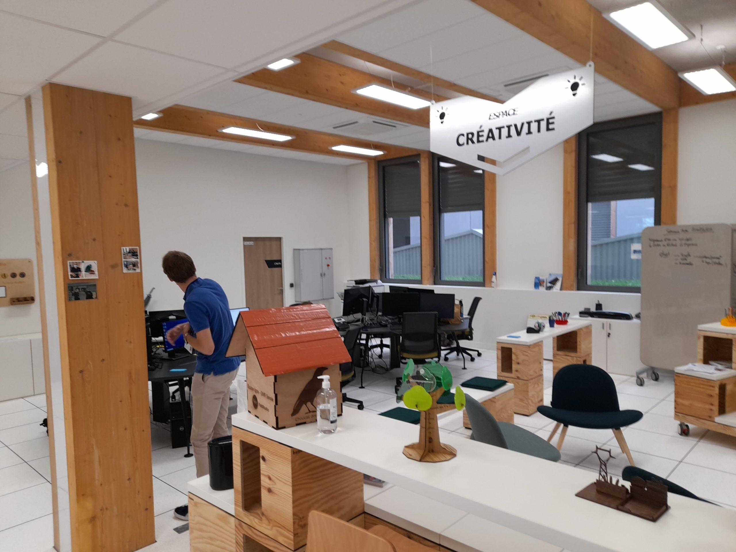 Fab Lab Campus Transfo RTE