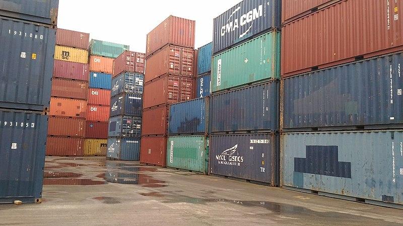 La Ligne verte veut verdir la logistique des containers maritimes entre Marseille et Lyon.