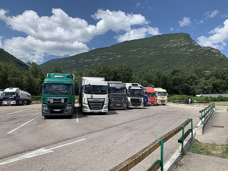 Trafic poids-lourds : la Cipra et IMonitraf! opposés à toute exonération d'eurovignette