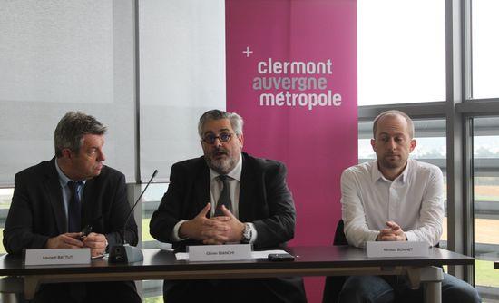 Clermont Auvergne Métropole a présenté l'extension de ses réseaux de chaleur