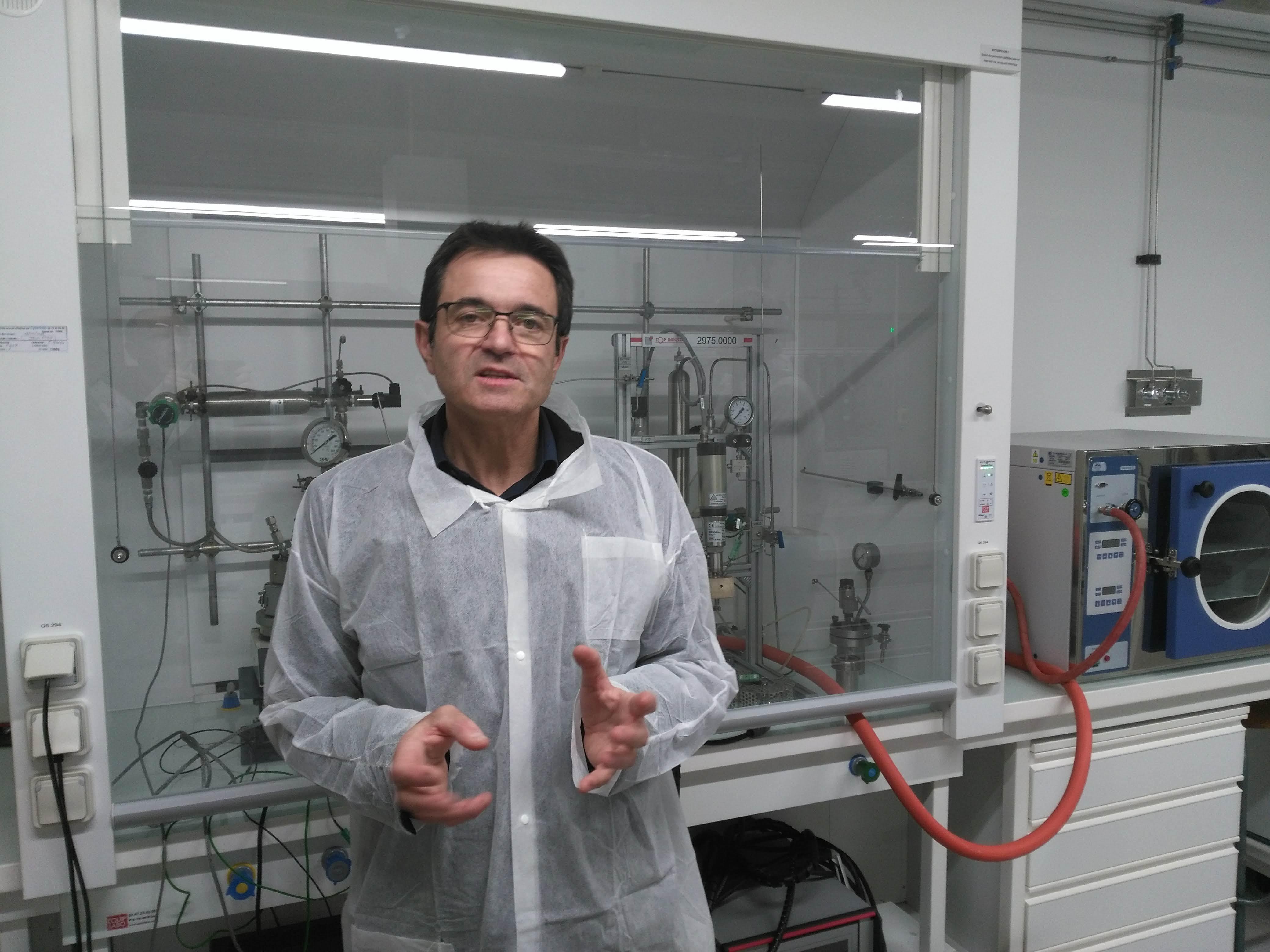 Pneumatiques : ChemistLab à la recherche d'élastomères durables