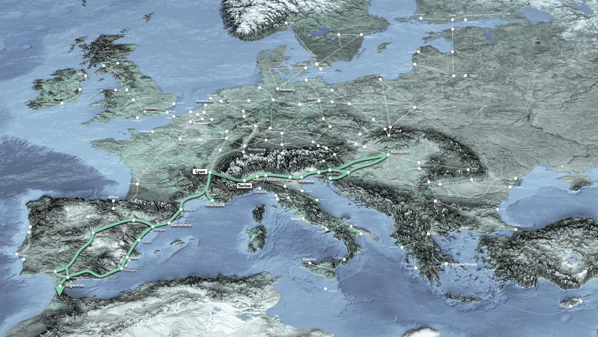 Accès français au tunnel transalpin : l'Europe et l'Italie pressent Paris de s'engager