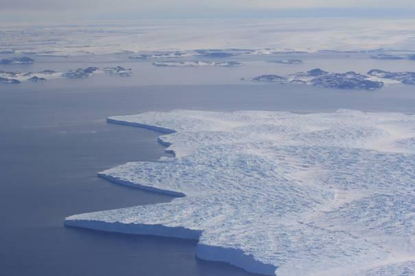 Calottes polaires : jusqu'où monteront les océans ?