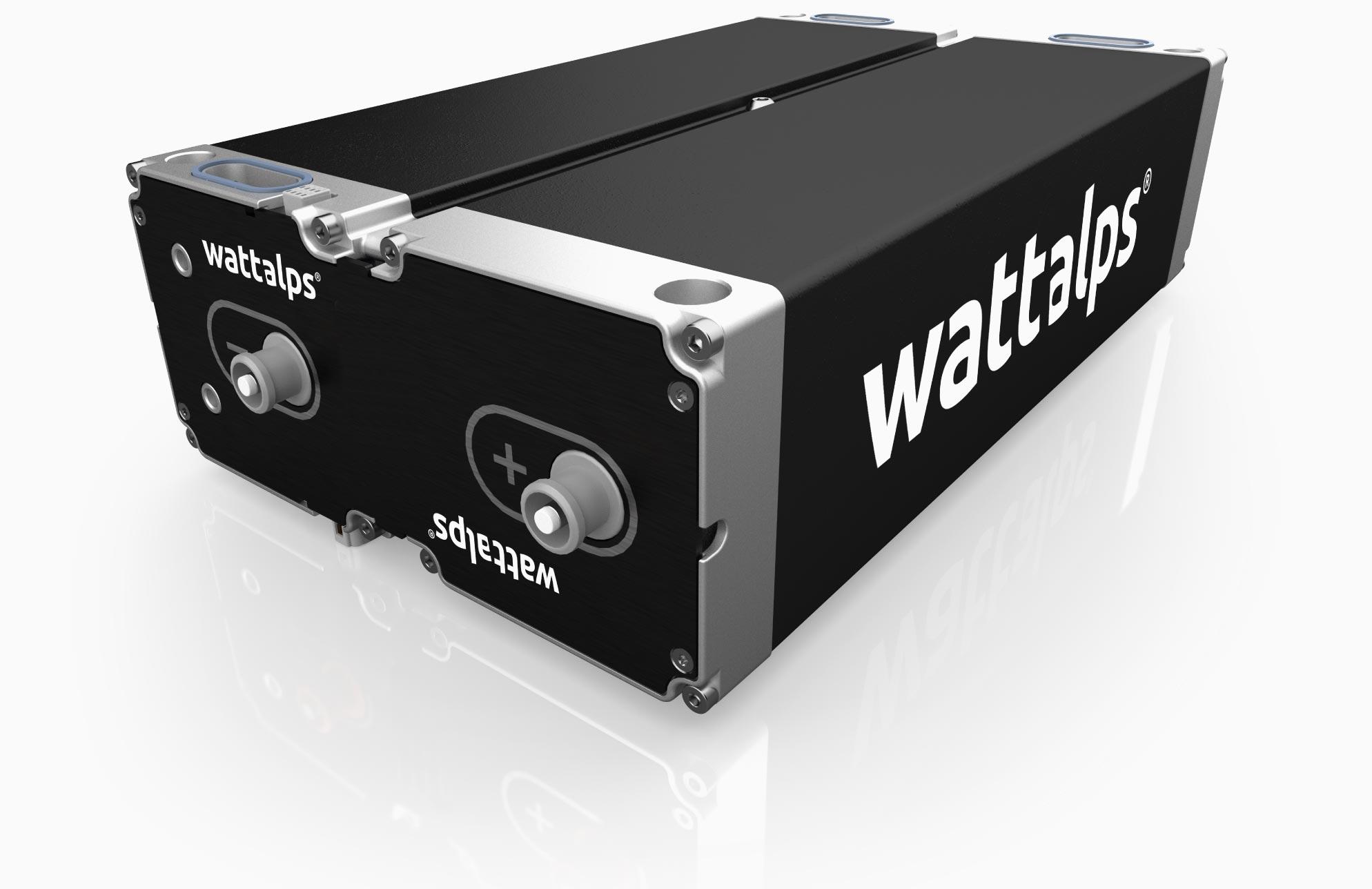 Batteries : Wattalps reçoit une subvention européenne de 1,65 M€