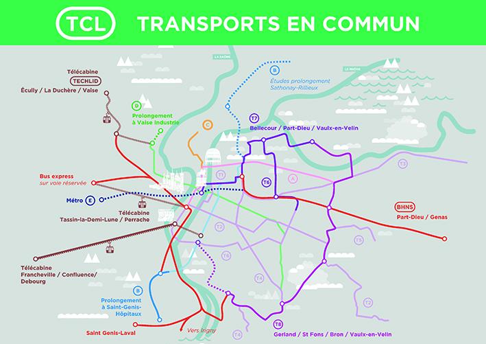 """Les candidats écologistes présentent leur programme """"mobilité et transports"""" pour la Métropole de Lyon"""