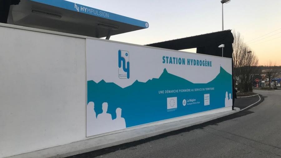 Engie Solutions construira les 20 stations d'hydrogène du projet Zero Emission Valley