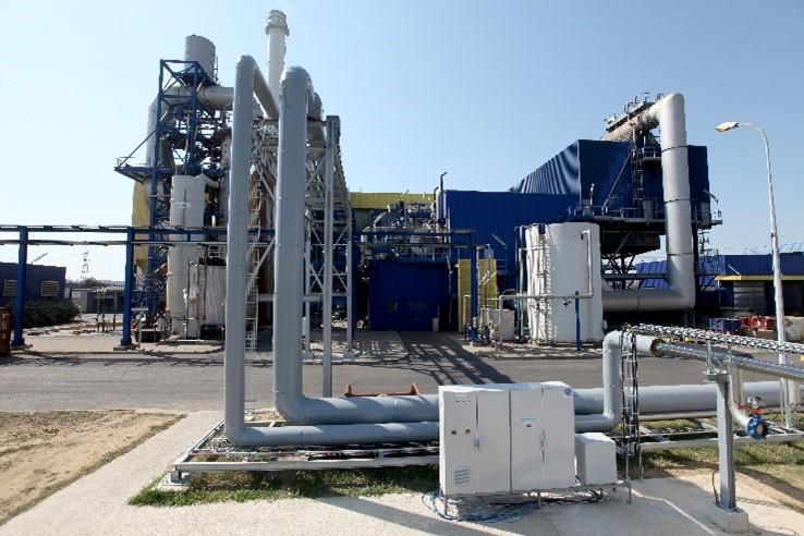 Un nouveau réseau de chaleur pour la plateforme chimique de Roussillon