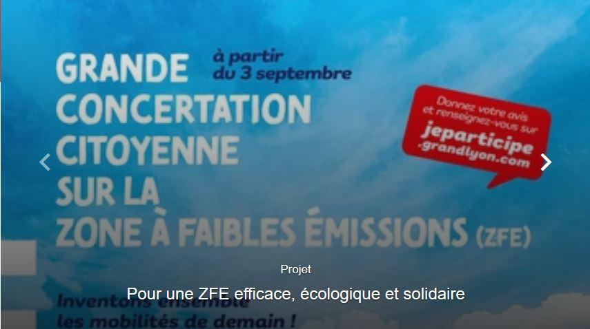 Les acteurs économiques de la Métropole de Lyon au centre d'une réunion sur la ZFE