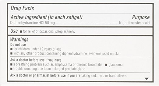 Unisom SleepGels Reviews (2020 UPDATE): Is It Safe And ...