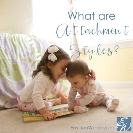 What are Attachment Styles? | Therapist Counselor