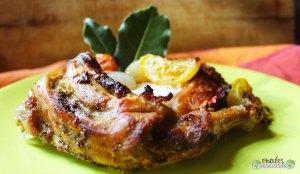 Kyckling-tomat-lagrar-senap-lök-vitlök ris