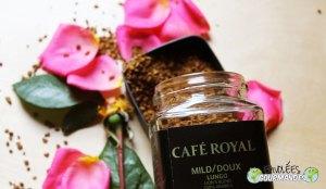 Kanu Madeleines Cafe Royal und rosa Drum und Dran