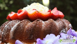 妹のケーキ