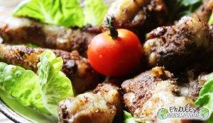 Cuisses de poulet au pied levé (Poulet ZESOK au four)