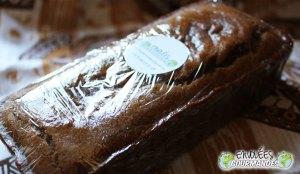 gluten de pan de jengibre, especias africanos lactosa y veganos