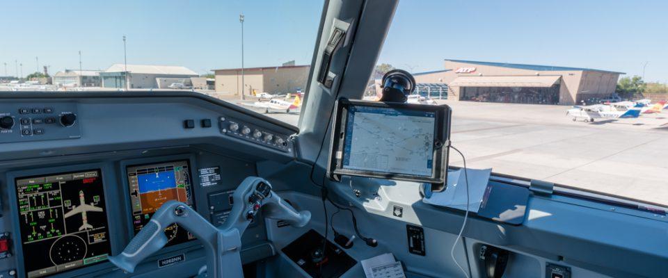 ATP Mesa Gateway Airport KIWA  Envoy Air
