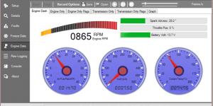 Advanced Engine Diagnostics SoftwarePage