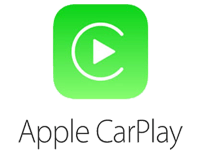 Apple CarPlay colour icon