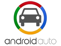 android auto colour icon