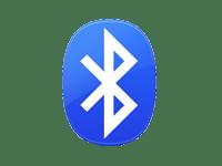 bluetooth colour icon