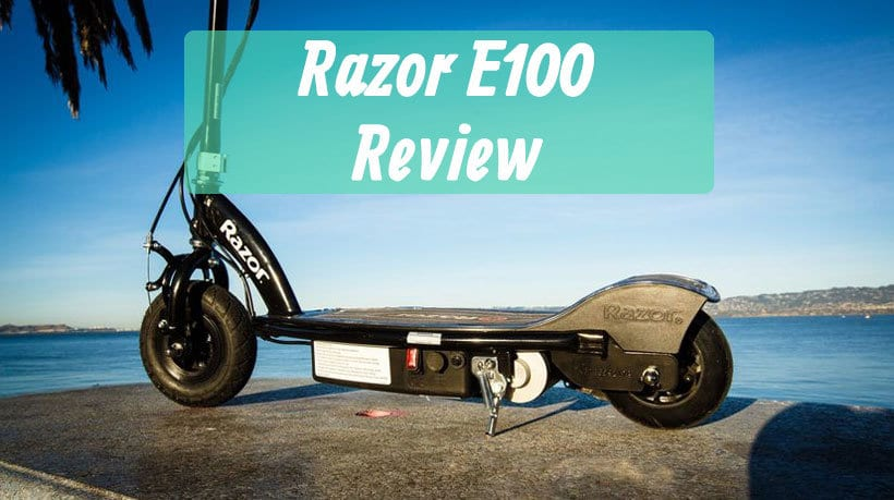 Razor E100 Electric Scooter Spare Parts   Motorview.co
