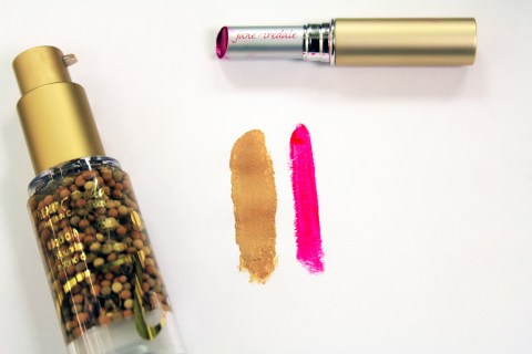 lip color, jane iredale