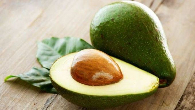 avocado, fight wrinkles