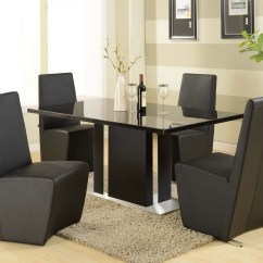 Dining Table And Chair Sets Covers For Bar Chairs Modern Furniture Home Design Roosa