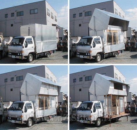 La casa su ruote in stile giapponese enzis blog - Casa stile giapponese ...