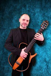 Guitarist Enzo Crotti 432 Hz