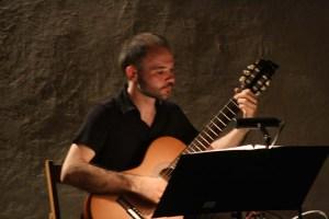 enzo crotti - italian guitarist