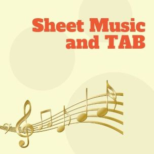 Tab and Sheet Music