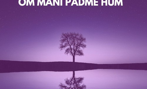 "Single: ""OM Mani Padme Hum"" Mantra Integral 432 Hz"