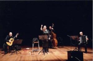 edith piaf quartet (tributo)