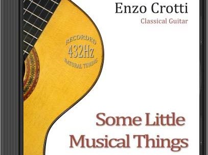 "Recensione CD di chitarra classica ""Some Little Musical Things"""